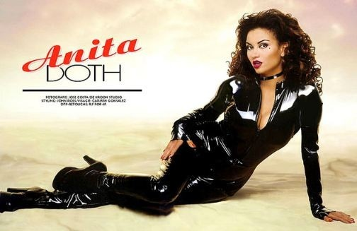 Anita Doth (born 28 December 1971) is a Dutch singer and songwriter best known as the front person of the duo 2 Unlimited, along with rapper Ray Slijngaard. She was also a TV presenter in Holland.