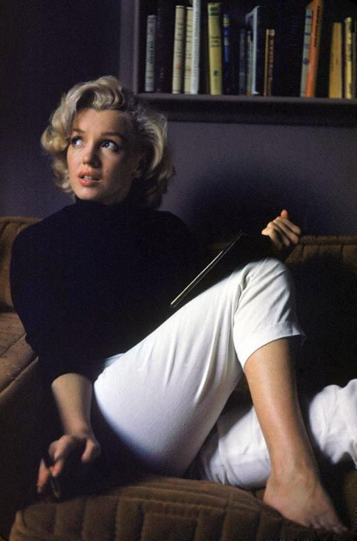 Just love this pic of MM