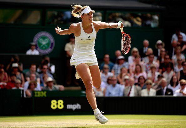 #Kerber #Wimbledon #Germany #Tennis