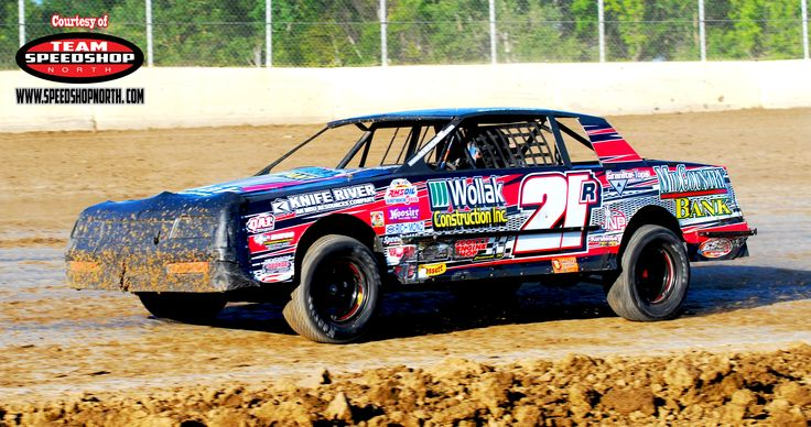 2012 - Wissota National Street Stock Champion Dave Read Dirt Track Racing