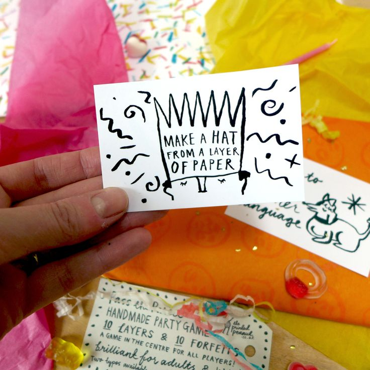 Ready Made Pass the Parcel | The Printed Peanut
