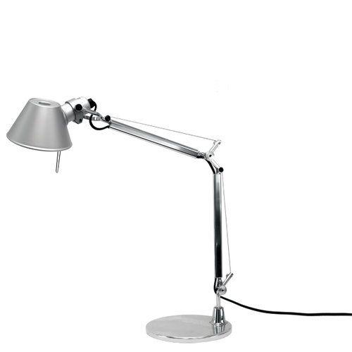 Tolomeo Micro Table Lamp Aluminium 288 W 1st Table Lamp Lighting Desk Lamp