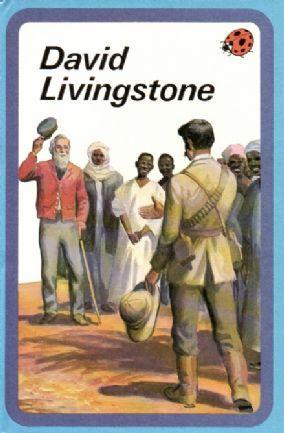 Vintage Ladybird Book DAVID LIVINGSTONE Adventures from History Series 561