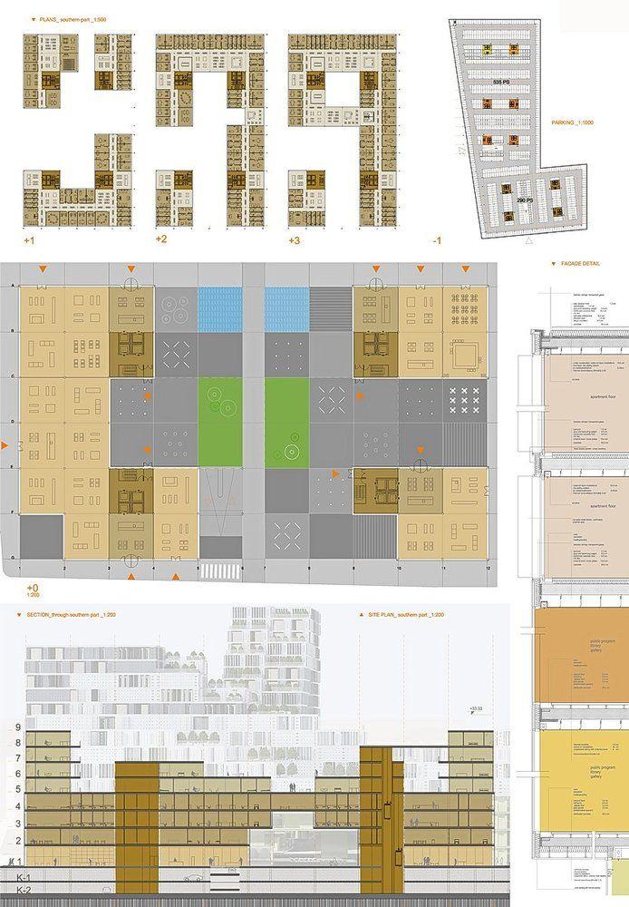 Gallery of Garden City K66 / OFIS arhitekti - 9