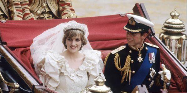 Príncipe Charles não queria se casar com Lady Di