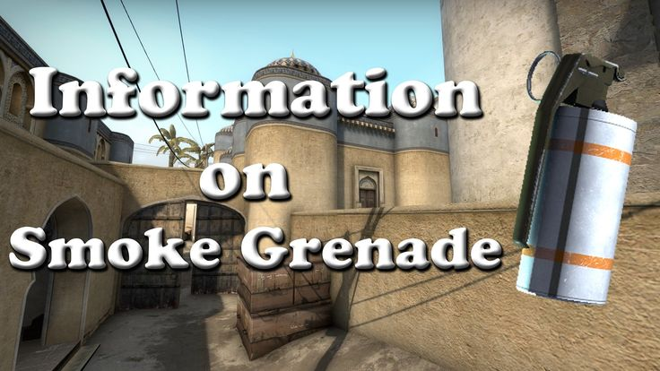 How to use Smoke grenades and their uses in CS:GO