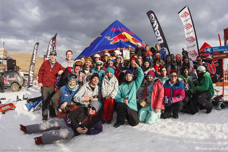 A fantastic WinterWhip 2014
