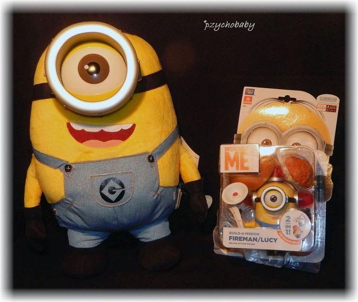 Die #Minions kennt man und nun erobern sie die Kinderzimmer.  #MTW hat die Minions als Spielzeug raus gebracht und sie sind einfach so toll.  Mehr dazu auf meinen Blog http://www.pzychobaby.de/2014/11/klein-gelb-und-su-die-minions.html