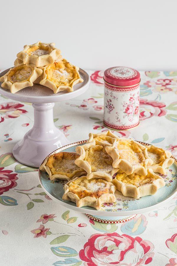 Formagelle, pastelitos italianos de Pascua
