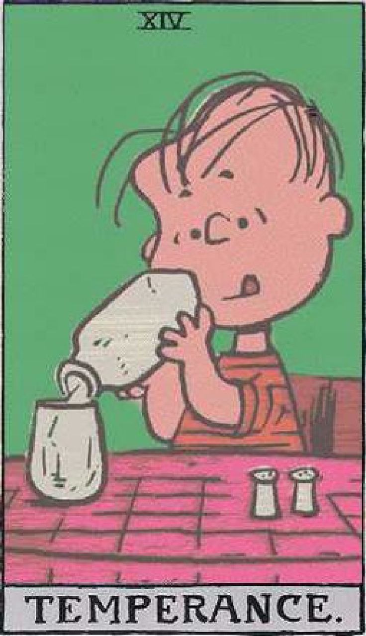 Peanuts Tarot: Snoopy, Charlie Brown, and the gang
