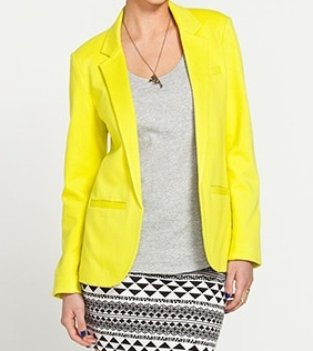 The Limelight Blazer $79.95 Available at www.dotti.com.au