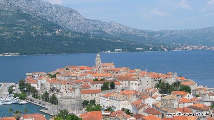 Korčula Więcej informacji o Chorwacji pod adresem http://www.chorwacja24.info/korcula #korcula #croatia #chorwacja #dalmatien