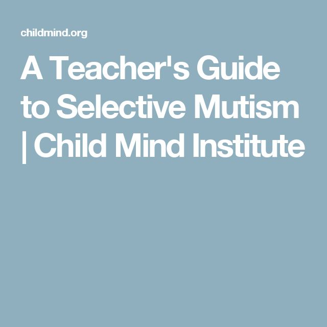 selective mutism essay A description of selective mutism essay submitted by chani376 words: 647 pages: 3 open document selective mutism is a social anxiety disorder in which a person who is normally capable of speech is unable to speak in given social situations it is first diagnosed in the childhood years, usually in a school setting.