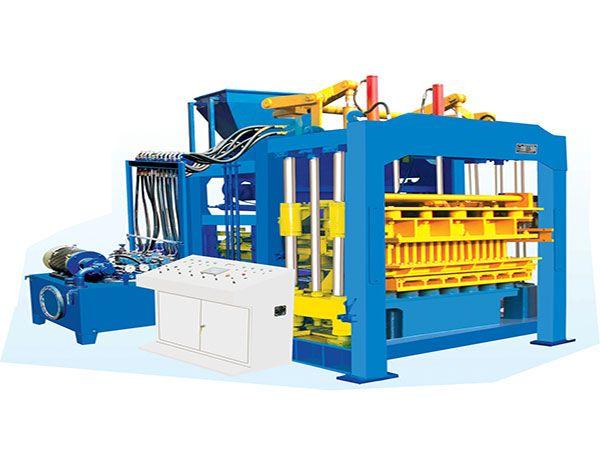 Hollow Brick Manufacturing Machine In 2020 Brick Types Of Bricks Making Machine