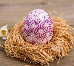 Пасхальное яйцо «Объемные узоры» -   Леонардо хобби-гипермаркет - сделай своими руками