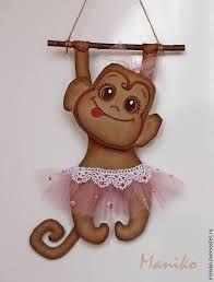 Картинки по запросу обезьяна из носка