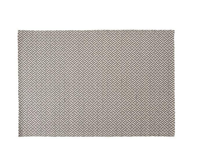 Mira Large Flatweave Rug 160 x 230 cm, Grey