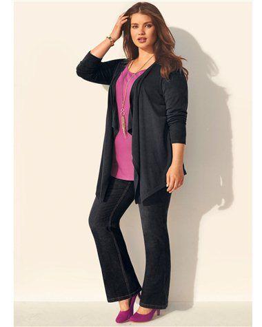 Jean bootcut denim stretch entrej. 81 cm http://www.castaluna.fr/categories/jeans/139.aspx#FriendlySize*52 Page*2 