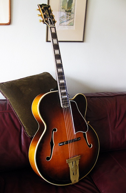 Gibson L-5C (1950).