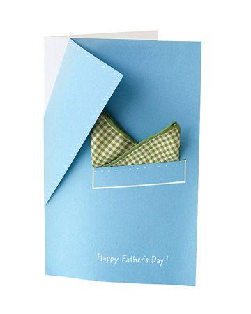 Ingeniosas tarjetas para el día del padre