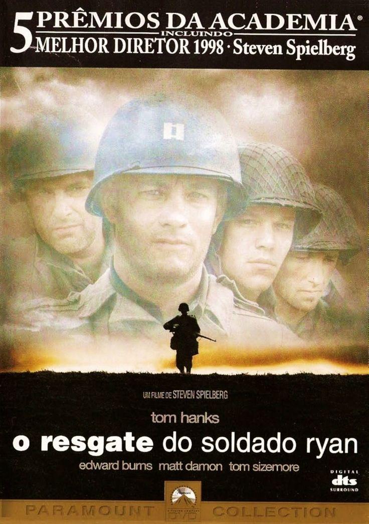 Blog do Professor Andrio: CINE HISTÓRIA:O RESGATE DO SOLDADO RYAN (1998)