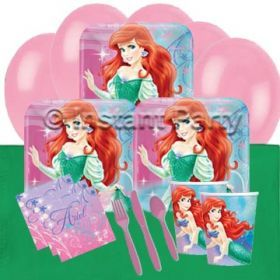 The Little Mermaid Classic Party Pack