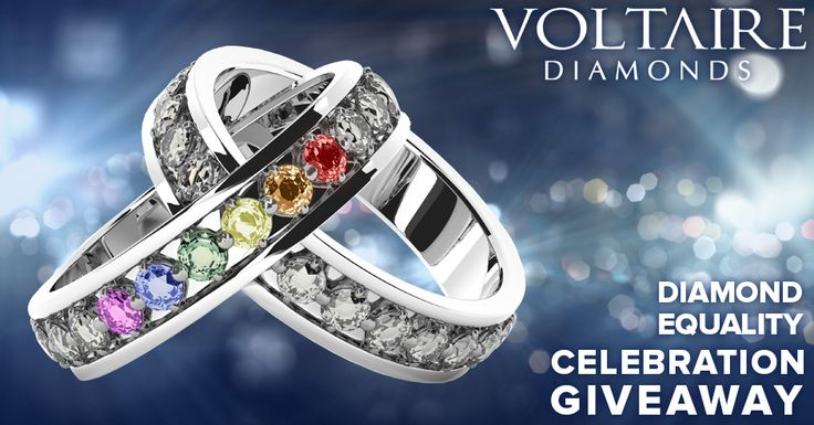 Equality Celebration Diamond Giveaway