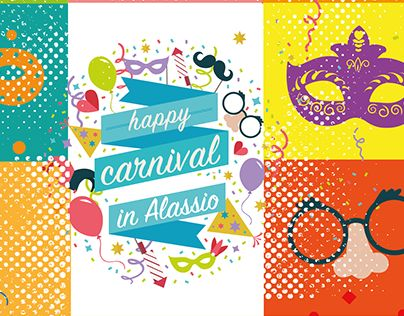 """Check out new work on my @Behance portfolio: """"Carnival is coming in Alassio!"""" http://be.net/gallery/33261191/Carnival-is-coming-in-Alassio"""