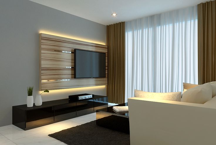 take a look in 12 different TV wall units that brings positive vibrations in every living room!