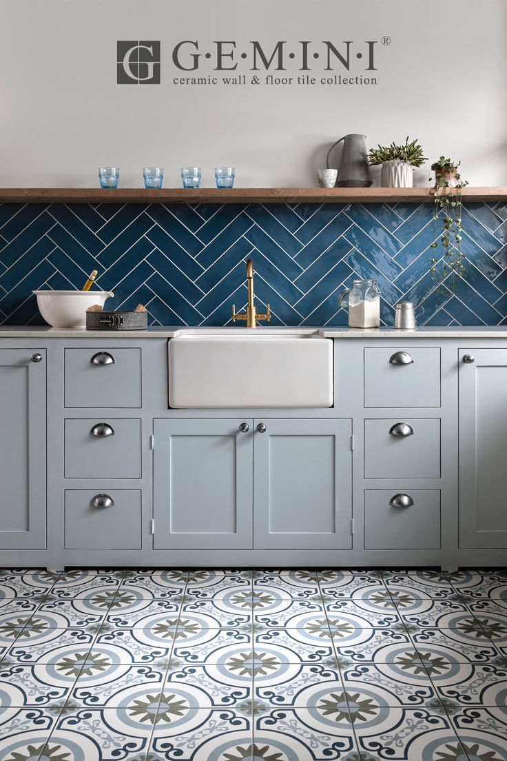37 Kitchen Flooring Ideas For The Perfect Kitchen Trend In 2019 Your Kitchen Floor Has To Modern Kitchen Tiles Kitchen Flooring Kitchen Wall Tiles Design