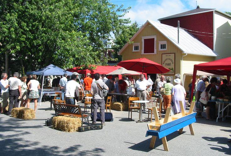 Marché public - Deschambault-Grondines