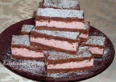 Receptek, és hasznos cikkek oldala: Tejfölös-pudingos sütemény