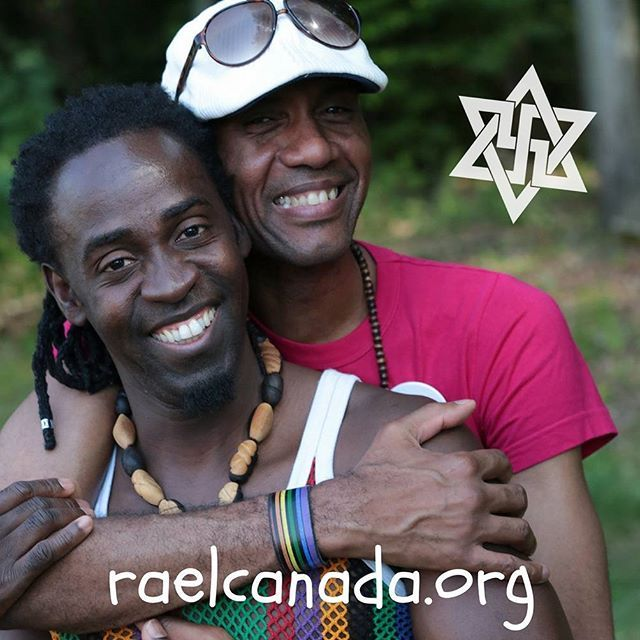 Raelians, brotherly love. ❤🌞🌎 ❤If you want more information about our philosophy tap link in bio @rael_canada . ❤ #brotherlylove #raelians #philosophy