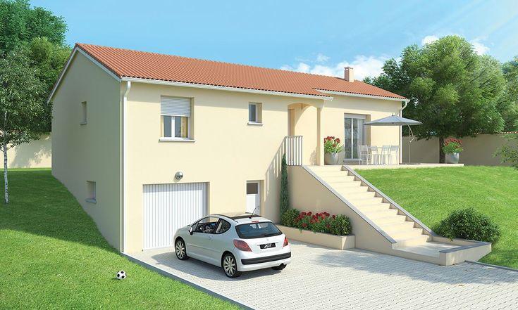 Maison Sous Sol Complet Saphir Logivelay Home Remodeling