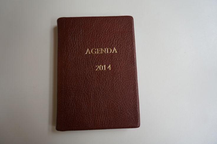 Bruine 2014 pocketagenda kopen pocketagenda's online bestellen agenda bruin leer zakagenda leder te koop in Amsterdam weekagenda -
