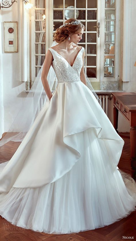 14 best Nicole Spose at Eva\'s Bridal International images on ...