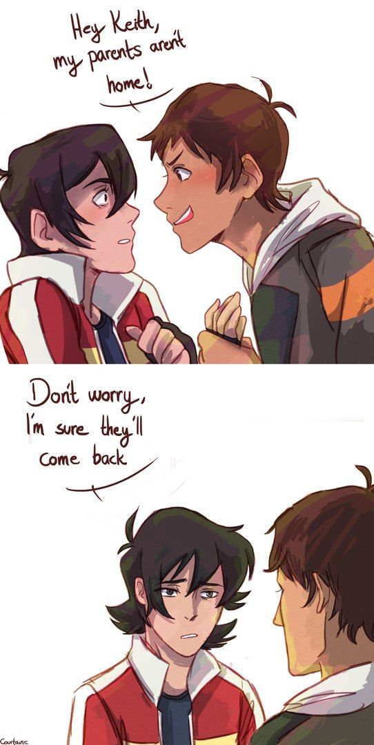Keith / Lance