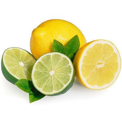 Para obtener más jugo de los limones y limas, caliéntalos en el microondas por 15 segundos.