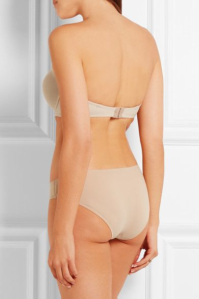 Calvin Klein Underwear - Perfectly Fit Padded Strapless Bra - Neutral