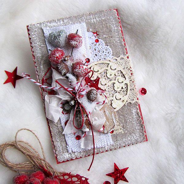 Открытки на новый год скрап, восхищением девушке открытка
