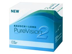 Soczewki PureVision 2HD 6szt.