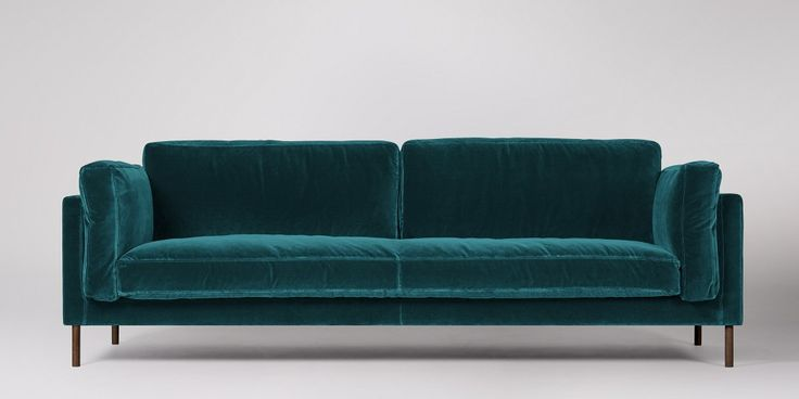 Munich Three-seater Sofa | Swoon Editions