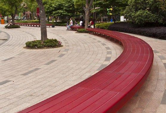 Gubei Pedestrian Promenade | Landscape Urbanism