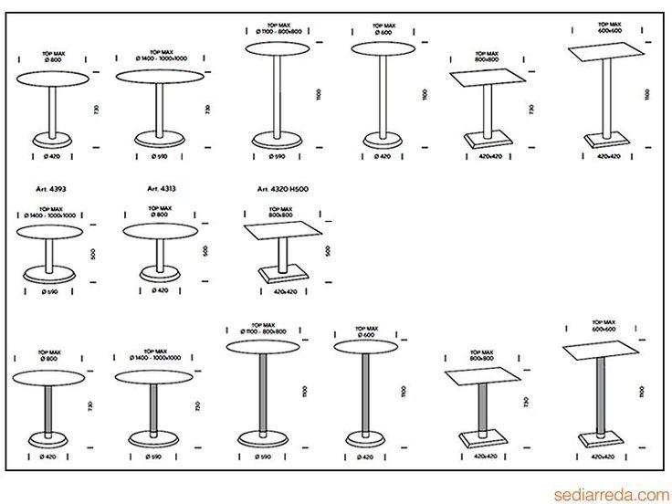 Medida mesa bar pesquisa google ergonomia pinterest for Medidas ergonomicas de un escritorio