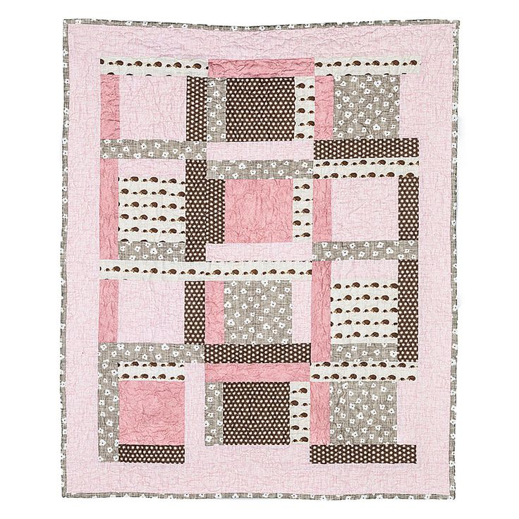 Daisy Love - Baby Quilt 32x42 $250