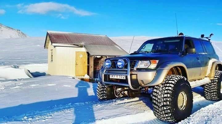 Nissan Patrol Gr Y61 Wagon Islandia