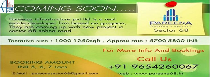 http://www.pareena68.in/ call now - 9250404176