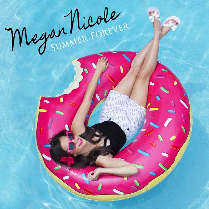 "New Release from Megan Nicole ""Summer Forever"" On Bad Boy / Interscope Records"