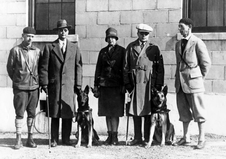 First Guide Dog School