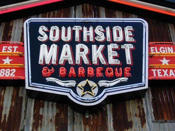 Southside Market & Barbeque in Elgin, Texas